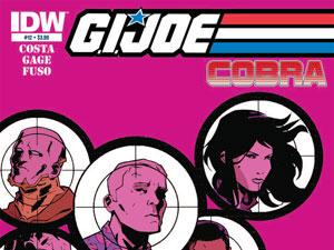 'G.I. Joe Cobra' #12
